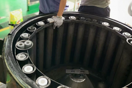 滤芯脱水脱油机 过滤芯工业甩水机 纱锭脱水机